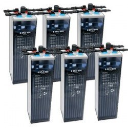 Instalaci n de baterias para placas solares online for Baterias placas solares