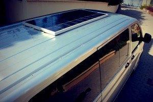 Precios de placas solares para casas y autocaravanas
