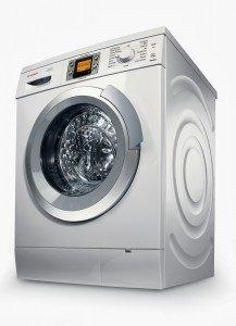 consumo de la lavadora