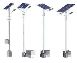 precios de farolas solares